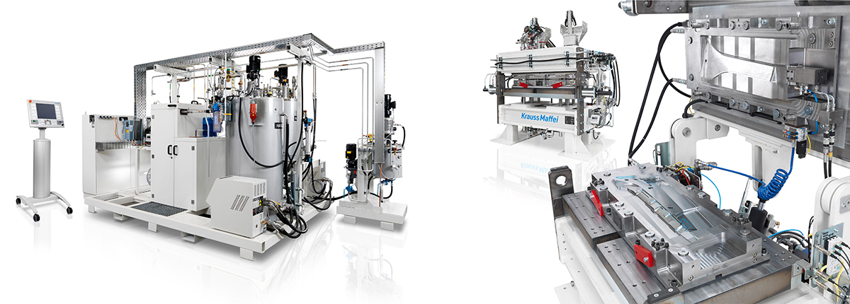 We supply technologies for plastics processing